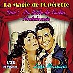 Luis Mariano La Belle De Cadix, Andalousie - La Magie De L'opérette En 38 Volumes - Vol. 1/38