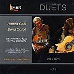 Franco Cerri La Chitarra Tra Il Jazz E Il '900 Eurocolto: Duets Vol. 3