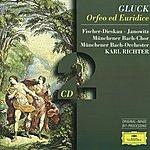 Münchener Bach-Chor Gluck: Orfeo Ed Euridice (2 Cds)
