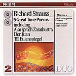 Royal Concertgebouw Orchestra Strauss, R.: Five Great Tone Poems (2 Cds)