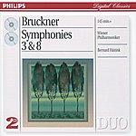 Wiener Philharmoniker Bruckner: Symphonies Nos.3 & 8 (2 Cds)
