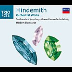 San Francisco Symphony Orchestra Hindemith: Orchestral Works (3 Cds)