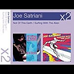 Joe Satriani Not Of This Earth/Surfing With The Alien