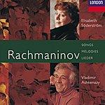 Elisabeth Söderström Rachmaninov: The Songs (3 Cds)