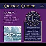 Choeur des Musiciens du Louvre Rameau: Dardanus (2 Cds)