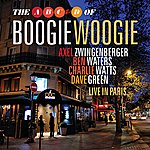 Dave Green The A, B, C, & D of Boogoe Woogie: Live In Paris