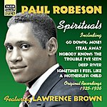 Lawrence Brown Robeson, Paul: Spirituals, Vol. 1 (1925-1936)
