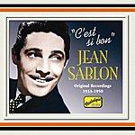 Jean Sablon Sablon, Jean: C'est Si Bon' (1934-1950)