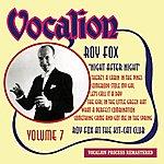 Roy Fox Night After Night, Vol. 7