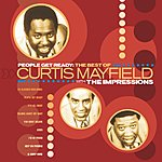 Curtis Mayfield & The Impressions The Best Of The Impressions Featuring Curtis Mayfield
