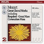London Symphony Chorus Mozart: Great Choral Works (2 Cds)