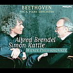 Alfred Brendel Beethoven: The Piano Concertos (3 Cds)