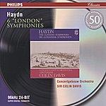 "Royal Concertgebouw Orchestra Haydn: 6 ""London"" Symphonies (2 Cds)"