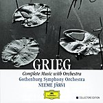 Gothenburg Symphony Orchestra Grieg: Complete Music With Orchestra (6 Cds)