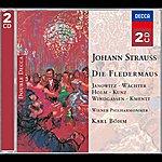 Gundula Janowitz Strauss, J.: Die Fledermaus (2 Cds)