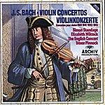 Simon Standage Bach, J.S.: Violin Concertos Bwv 1041 & 1042; Double Concerto Bwv 1043