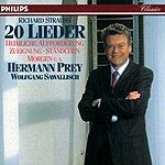 Wolfgang Sawallisch R. Strauss: 20 Lieder