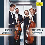Hagen Quartett Beethoven: String Quartets Op. 18 No. 1 & Op. 59 No.1