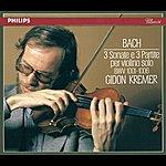 Gidon Kremer Bach, J.S.: 3 Sonatas & Partitas For Solo Violin (2 Cds)
