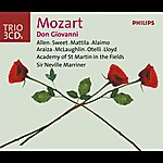 Academy Of St. Martin-In-The-Fields Mozart: Don Giovanni (3 Cds)