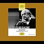 Sergiu Celibidache Bruckner: Symphonies Nos. 3-5; 7-9