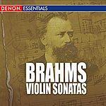 Denes Zsigmondy Brahms - Violin Sonatas