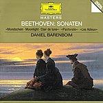 """Daniel Barenboim Beethoven: Piano Sonatas No.13 In E Flat Major, Op. 27 No.1; No.14 In C Sharp Minor """"Moonlight"""", Op.27 No. 2; No.15 In D Major """"Pastoral"""", Op. 28; No.26 In E Flat Major, Op. 81a """"Les Adieux"""""""