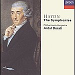 Philharmonia Hungarica Haydn: The Symphonies (33 Cds)