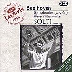 Wiener Philharmoniker Beethoven: Symphonies Nos. 3,5 & 7 (2 Cds)