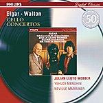 Julian Lloyd Webber Elgar / Walton: Cello Concerto In E Minor / Cello Concerto