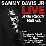 Sammy Davis, Jr. Live At New York City Town Hall