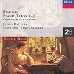 Josef Suk Brahms: Piano Trio Nos. 1-3/Cello Sonata No.2/Scherzo (2 Cds)