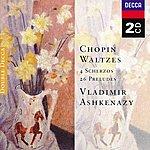 Vladimir Ashkenazy Chopin: Waltzes; 4 Scherzos; 26 Preludes (2 Cds)
