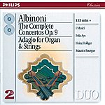 I Musici Albinoni: The Complete Concertos/Adagio For Organ & Strings (2 Cds)