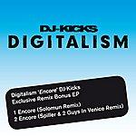 Digitalism 'encore' Dj Kicks Exclusive Remix Bonus Ep