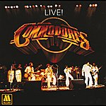 The Commodores Live