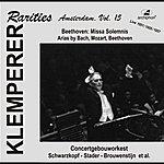 Otto Klemperer Klemperer Rarities: Amsterdam, Vol. 15 (1951-1957)