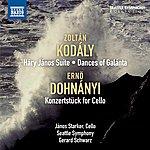 Seattle Symphony Kodaly: Hary Janos Suite - Dances Of Galánta - Dohnanyi: Konzertstück