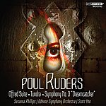 Odense Symphony Orchestra Poul Ruders, Vol. 8