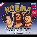 Dame Joan Sutherland Bellini: Norma (3 Cds)