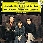 Maria João Pires Brahms: Piano Trio Nos.1 Op.8 & 2 Op.87