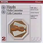 Salvatore Accardo Haydn: Violin Concertos/Cello Concertos (2 Cds)