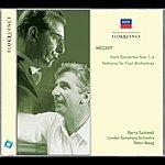 Barry Tuckwell Mozart: Horn Concertos Nos. 1-4