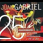 Juan Gabriel 25 Aniversario 1971-1996 Edicion, Volumenes 16 A 20