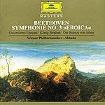 """Wiener Philharmoniker Beethoven: Symphony No.3 In E Flat Major, Op. 55 """"Eroica""""; """"Egmont"""" Overture, Op. 84; """"King Stephen"""" Overture, Op. 117; """"The Ruins Of Athens"""" Overture, Op. 113"""