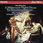 Arleen Augér Mendelssohn: A Midsummer Night's Dream