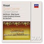 Jack Brymer Mozart: Clarinet Concerto / Clarinet Quintet