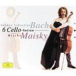 Mischa Maisky Bach: Six Suites For Solo Cello (3 Cds)