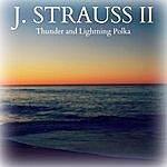 Sir Alexander Gibson J. Strauss II: Thunder And Lightning Polka