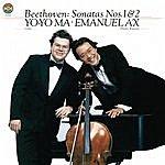 Yo-Yo Ma Beethoven: Cello Sonatas, Op. 5, Nos.1 & 2 (Remastered)